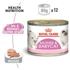 Royal Canin Mother & Babycat Instinctive Mousse pour chaton