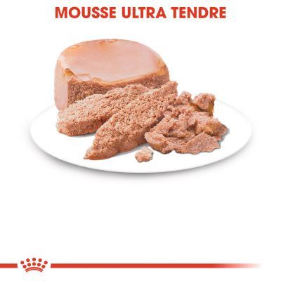 Royal Canin Mother & Babycat Mousse ultra tendre pour chaton