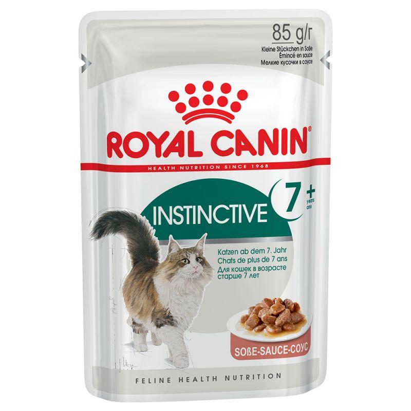 Royal Canin Oral Instinctive +7 in Gravy