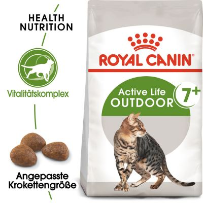 Royal Canin Outdoor +7 pour chat