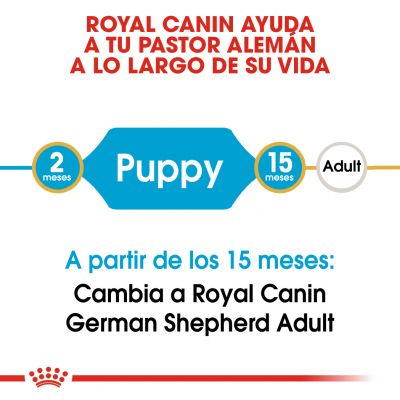 Royal Canin Pastor Alemán Puppy