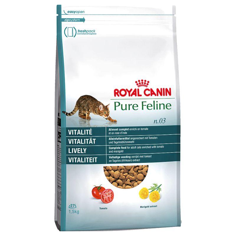 Royal Canin Pure Feline No.3 Lively Vitality
