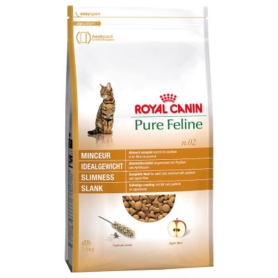Royal Canin Pure Feline No.2 Slimness