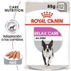 Royal Canin Relax Care comida húmida para cães