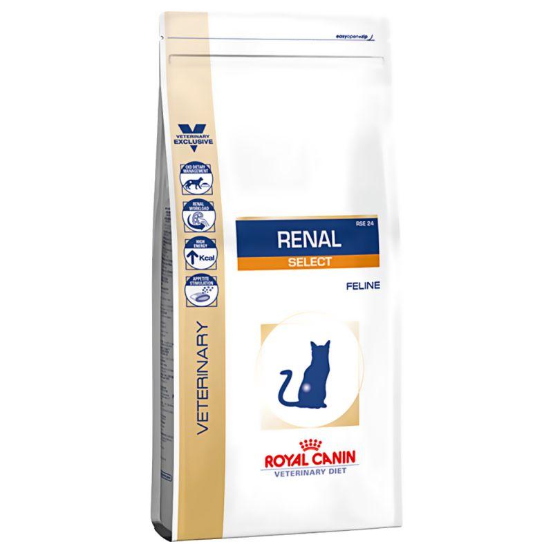 Royal Canin Renal Select Feline - Veterinary Diet Hrană uscată