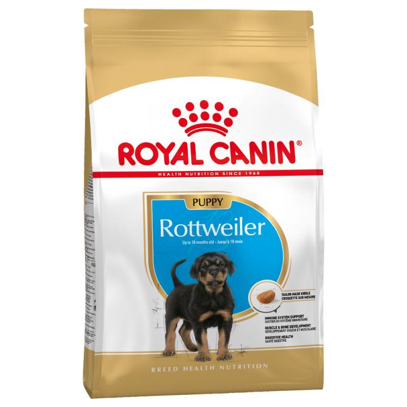 Royal Canin Rottweiler Puppy / Junior