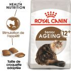 Royal Canin Senior Ageing 12+ pour chat