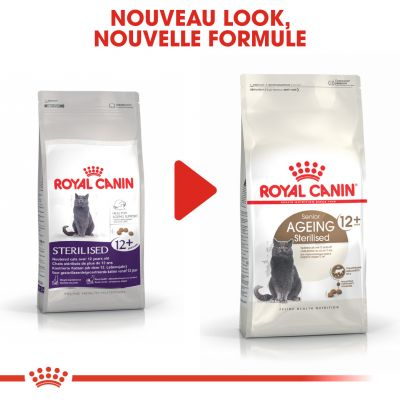 Royal Canin Senior Ageing Sterilised 12+ pour chat