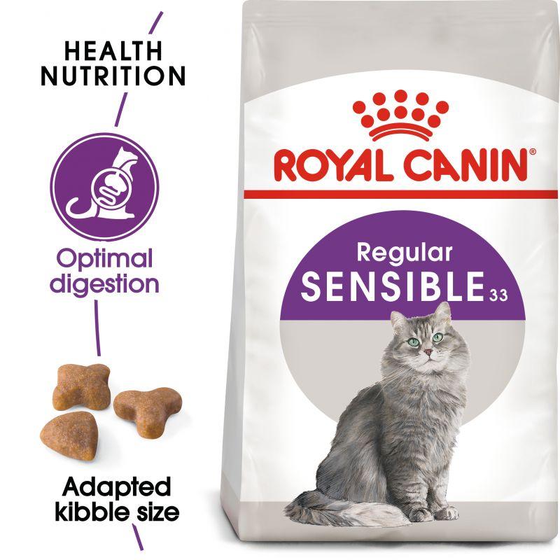 Royal Canin Sensible 33 Cat Reviews Zooplus Co Uk