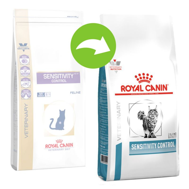 Royal Canin Sensitivity Control SC 27 - Veterinary Diet Cat