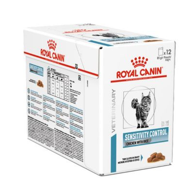 Royal Canin Sensitivity Control Veterinary Diet sobres para gatos