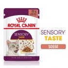 Royal Canin Sensory Taste en sauce