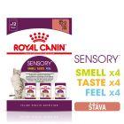Royal Canin Sensory v omáčce balení na vyzkoušení