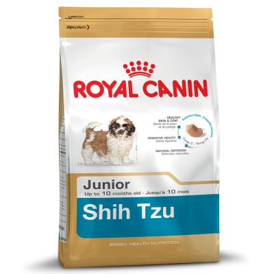 Royal Canin Shih Tzu Junior/Puppy