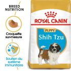 Royal Canin Shih Tzu Puppy pour chiot