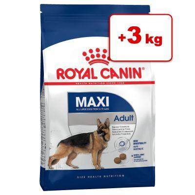 Royal Canin Size -bonuspakkaus: 15 + 3 kg!