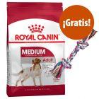 Royal Canin Size 15 kg + Cuerda Trixie multicolor ¡gratis!
