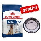 Royal Canin Size Pachet mare + Castron din oțel inoxidabil 450 ml gratis!