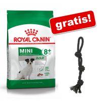 Royal Canin Size Pachet mare + Trixie jucărie sfoară dublă gratis!