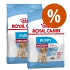 Royal Canin Size Puppy 2 x 8 kg/15 kg ração a preço especial!