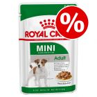 Royal Canin Size Wet Dog Food - 25% Off!*