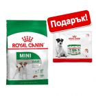 Royal Canin Size суха храна + 4 x 85 г консервирана храна подарък!