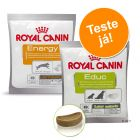 Royal Canin snacks de treino 2 x 50 g - Pack misto