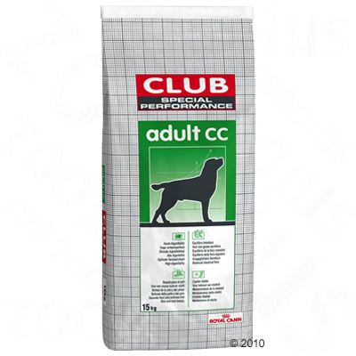 Royal Canin Special Club Performance Adult CC pour chien