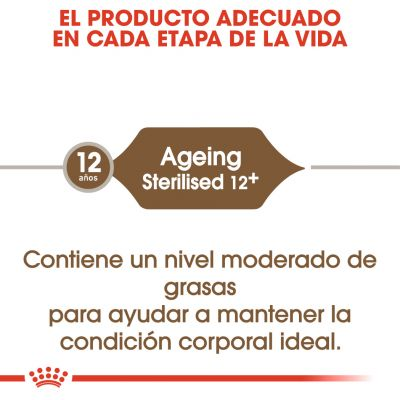 Royal Canin Sterilised 12+ Ageing