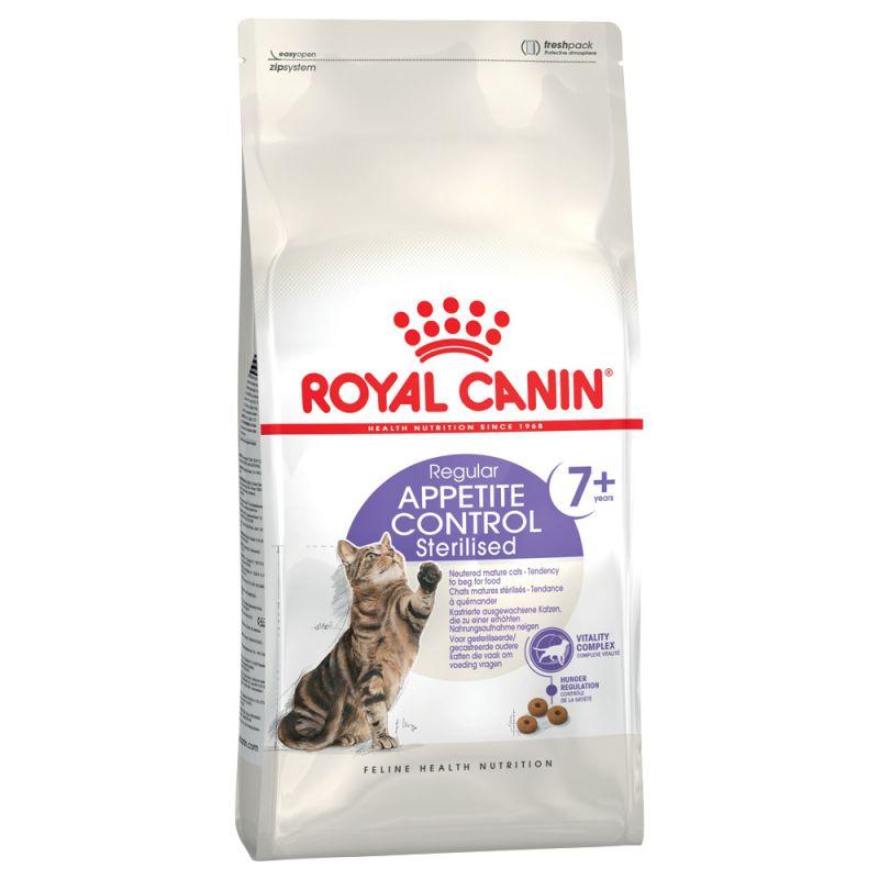 Royal Canin Sterilised 7+ Appetite Control