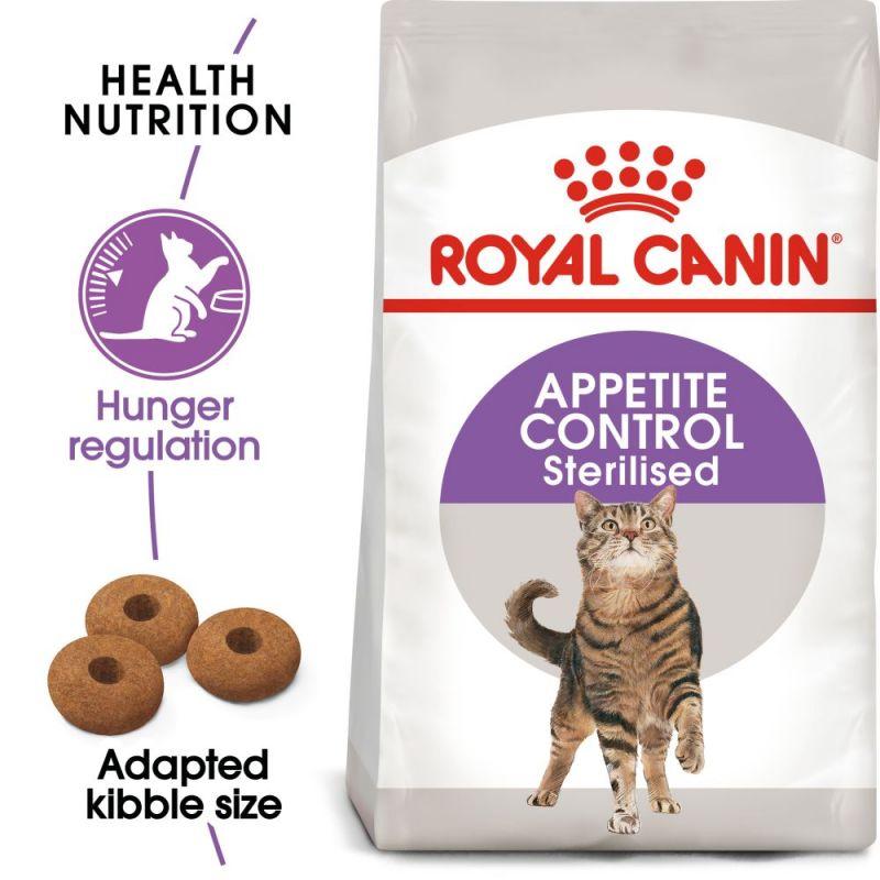 Royal Canin Sterilised Appetite Control Cat