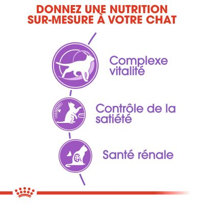 Royal Canin Sterilised 7+ Appetite Control pour chat