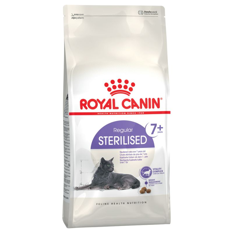 Royal Canin Sterilised 7+ Cat