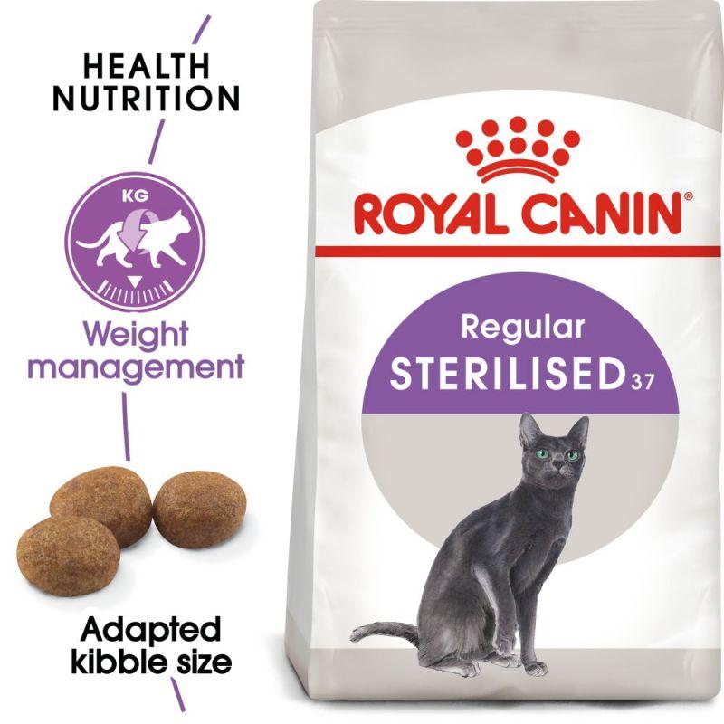Royal Canin Sterilised 37 Cat