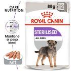 Royal Canin Sterilised comida húmida para cães