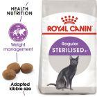 Royal Canin Sterilised 37 Hrană uscată