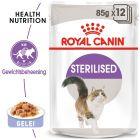 Royal Canin Sterilised in Gelei