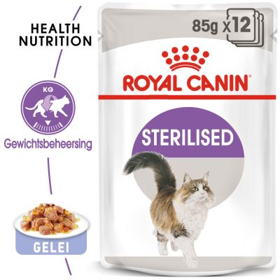 Royal Canin Sterilised in Gelei