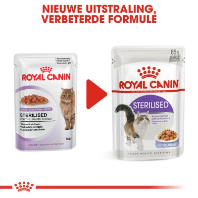 Royal Canin Sterilised in Saus