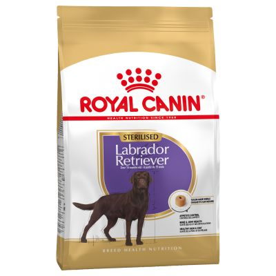 Royal Canin Sterilised Labrador Retriever Adult