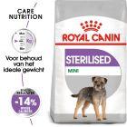 Royal Canin Sterilised Mini Hondenvoer