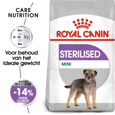 Royal Canin Sterilised Mini Hondenvoer