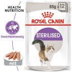 Royal Canin Sterilised Mousse