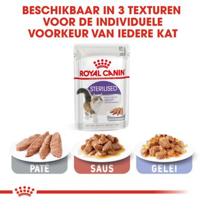 Royal Canin Sterilised Mousse