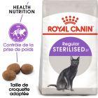 Royal Canin Sterilised37 pour chat stérilisé