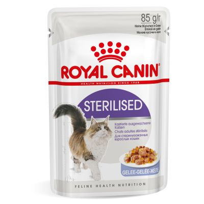Royal Canin Sterilised w galarecie