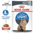 Royal Canin Ultra Light in Gravy
