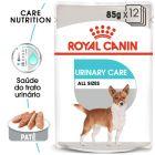 Royal Canin Urinary Care comida húmida para cães