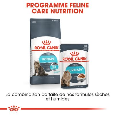 Royal Canin Urinary Care en sauce