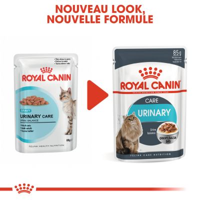 Royal Canin Urinary Care en sauce pour chat